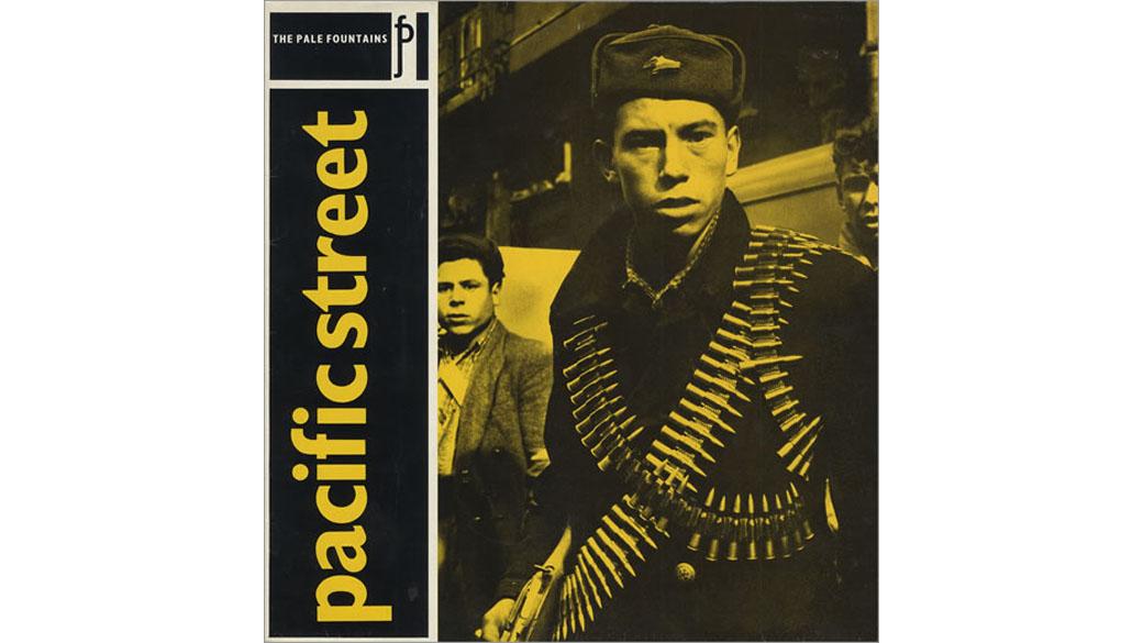 """The Pale Fountains - """"Pacific Street"""" (1984)  Eine junge Liverpooler Band mischte ab 1982/83 die merkwürdige Übergangsp"""
