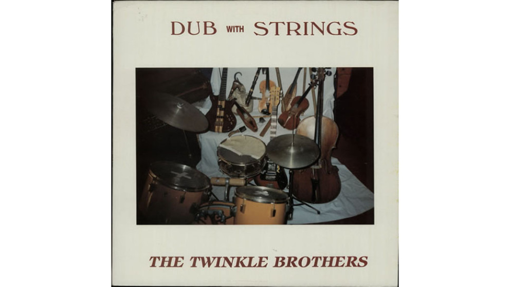 """Twinkle Brothers - """"Dub With Strings"""" (1992)  Unter dem Namen Twinkle Brothers arbeitete der Schlagzeuger Norman Grant be"""