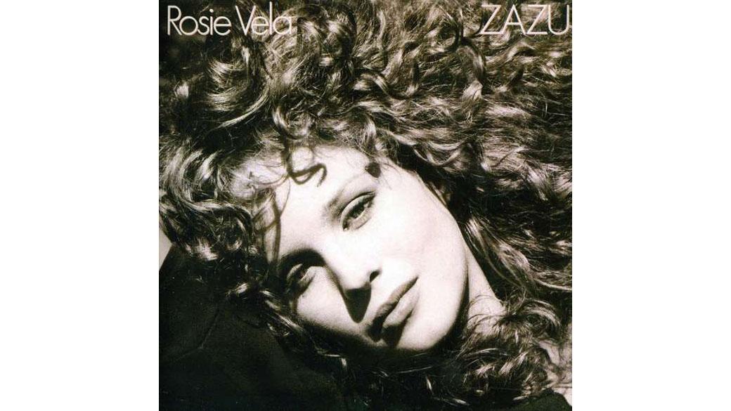 """Rosie Vela - """"Zazu"""" (1986)  Exmodel verursacht Steely-Dan- Reunion! Erst stieg Walter Becker spontan in die Gary-Katz-Pro"""