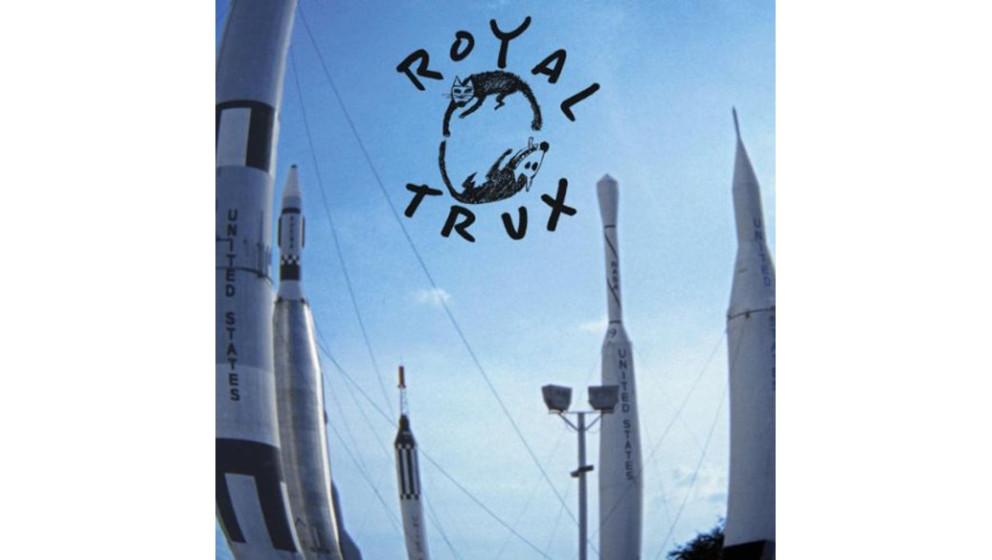 """Royal Trux - """"Cats And Dogs"""" (1993)  Jennifer Herrema und Neil Hagerty sind die Carpenters unter den Indiemusikern, aber"""
