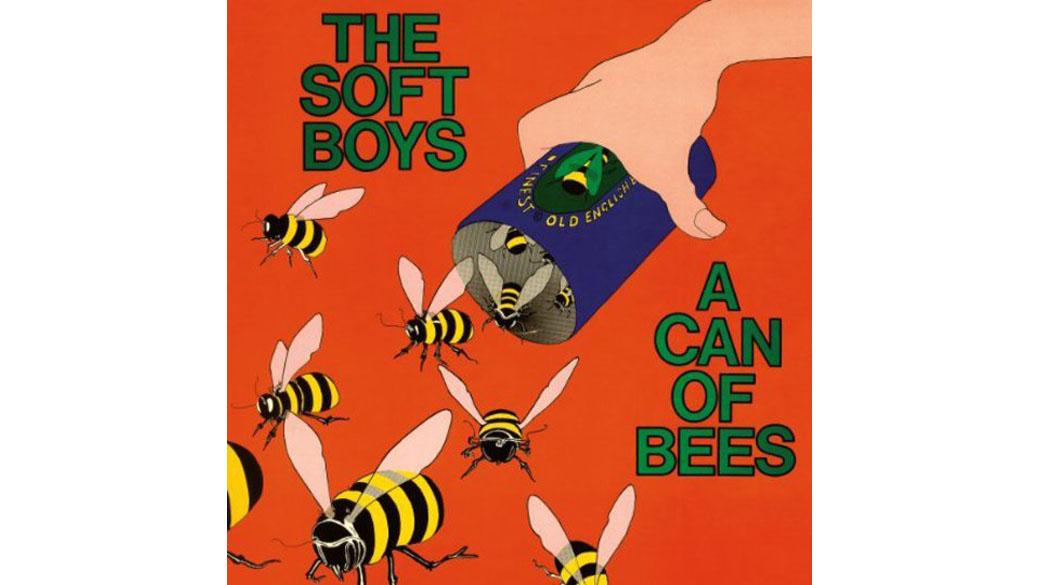 """The Soft Boys - """"A Can Of Bees"""" (1979)  Gemeinhin gilt das Folgealbum, """"Underwater Moonlight"""", als das Meisterstück"""