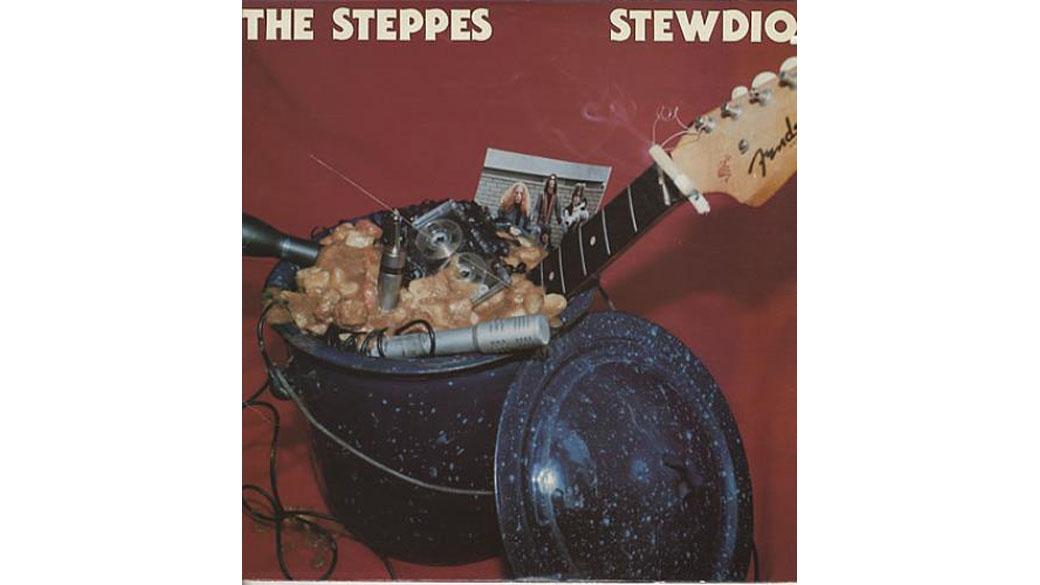 """The Steppers - """"Stewdio"""" (1988)  Die in die USA emigrierten Iren hatten ein großes Talent für packenden Psychpop und sc"""