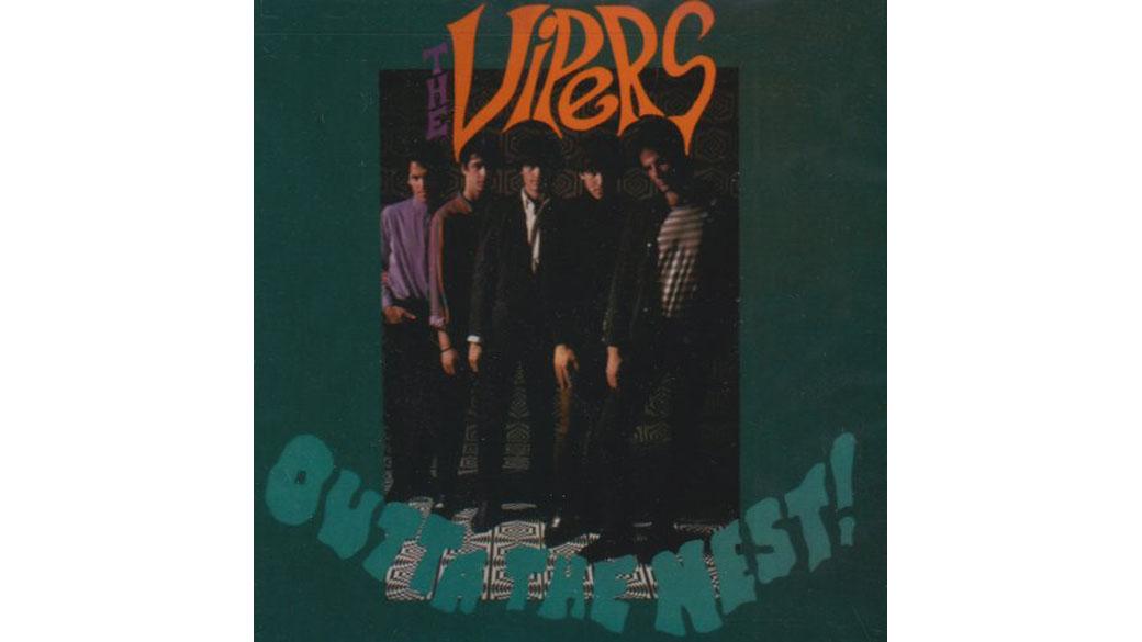 """The Vipers - """"Outta The Nest"""" (1984)  Expunks aus New York, die 1984 eine von Herzen kommende Garagenplatte aufnahmen, wo"""