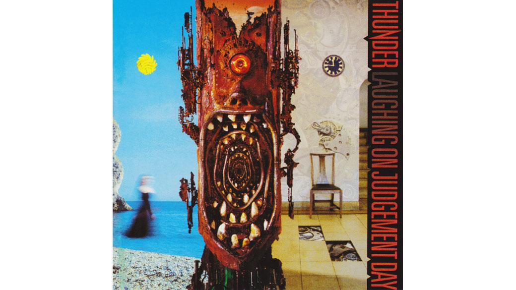 """Thunder - """"Laughing On Judgement Day"""" (1992)  In England sind Thunder berühmt, in Deutschland hat es nur zu einem Achtun"""