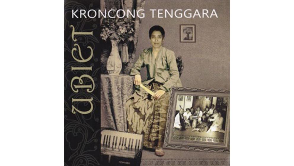 """Ubiet - """"Kroncong Tenggara"""" (2007)  Die Geschichte der Kroncong-Musik soll bis ins 17. Jahrhundert zurückreichen. Im 20."""