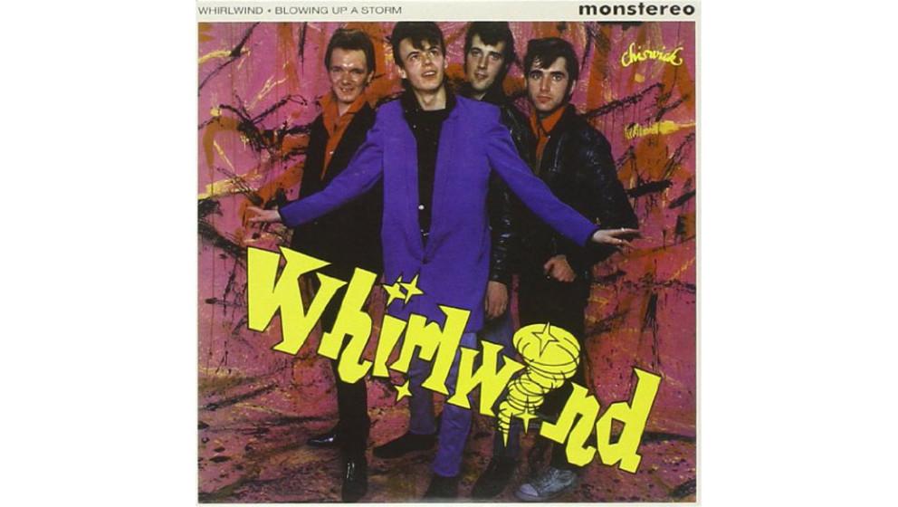 """Whirlwind - """"Blowing Up A Storm"""" (1977)  Das Rockabilly-Revival der späten 70er-Jahre hatte auch amerikanische Paten, Ro"""