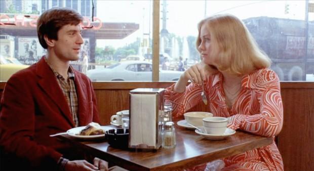 Cybill Shepherd mit De Niro