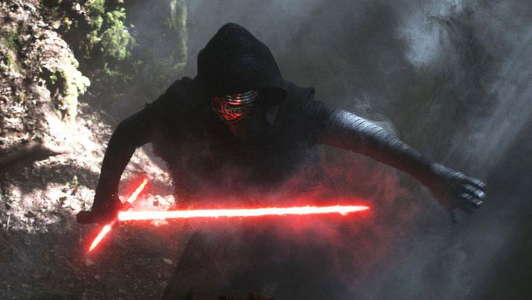 Bevor er Kylo Ren wurde, hieß er Ben Solo.