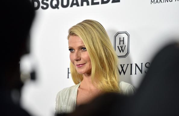 Gwyneth Paltrow sorgte für Selbstschutz