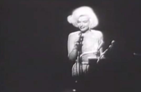 "Die berühmteste ""Happy Birthday""-Sängerin aller Zeiten: Marilyn Monroe"