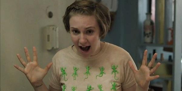Lena Dunham in ihrer Rolle als Hannah Horvitz