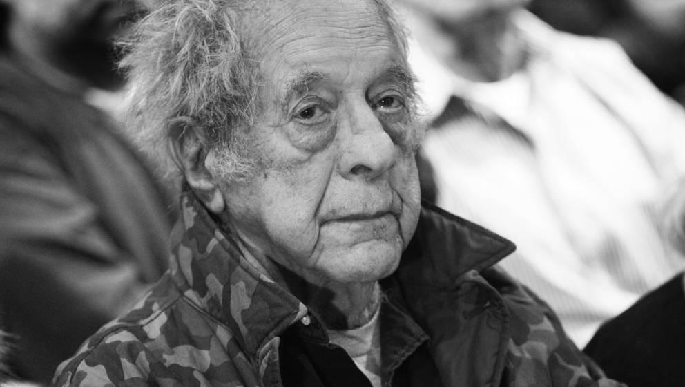 Rolling Stones: Trauer um Fotografenlegende Robert Frank