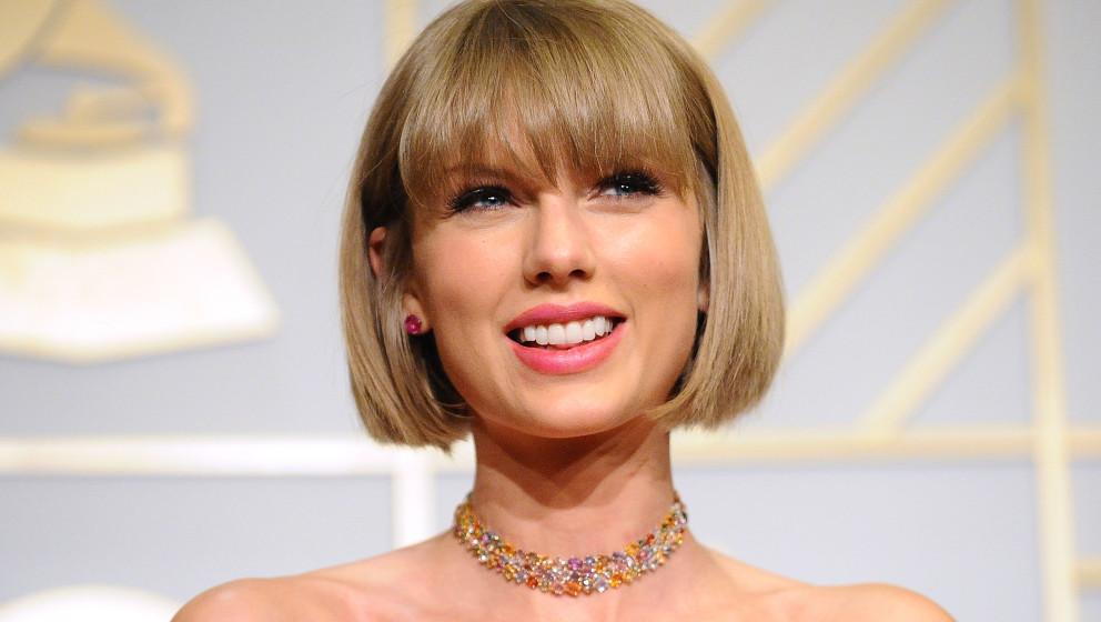 Taylor Swift zählte zu den großen Gewinnerinnen der Grammys 2016Taylor Swift zählte zu den großen Gewinnerinnen der Grammys 2016