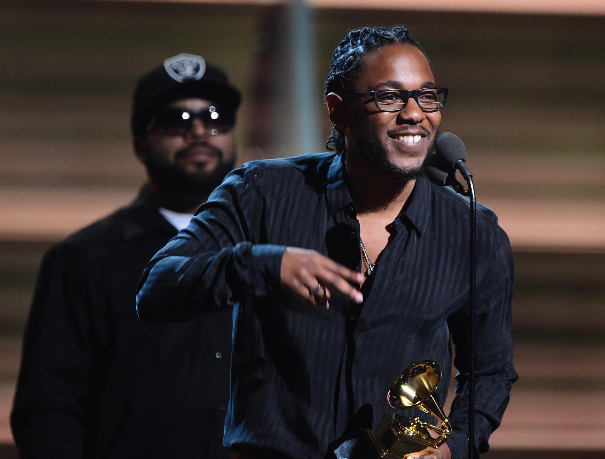 Kendrick Lamar war in 11 Kategorien nominiert, er gewann insgesamt fünfmal.