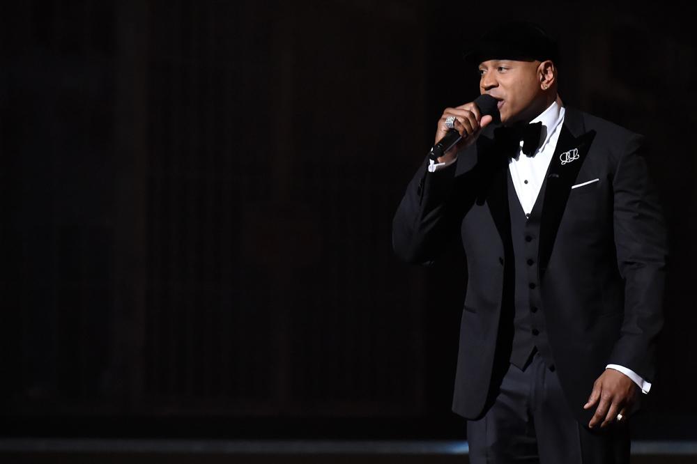 LL Cool J moderierte die Verleihung zum fünften Mal.