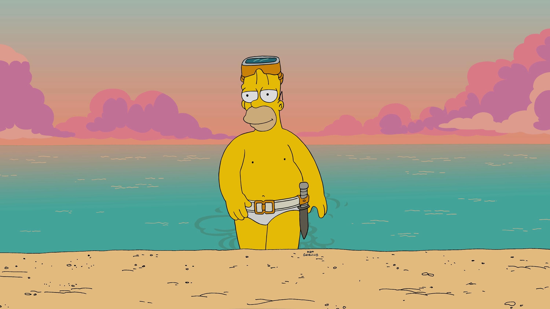 Homer Simpson schreibt einmal mehr Fernsehgeschichte