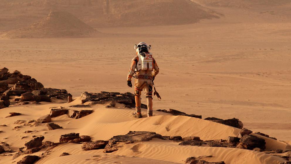 """""""Der Marsianer"""" ist für insgesamt sieben Oscars nominiert."""