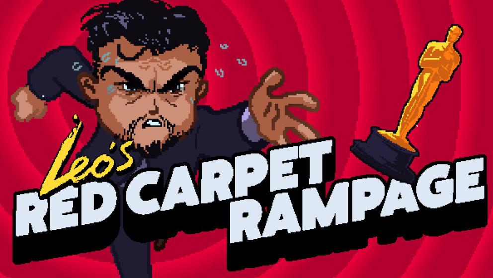 """Leo's Red Carpet Rampage"": Leonardo DiCaprio will den Oscar"