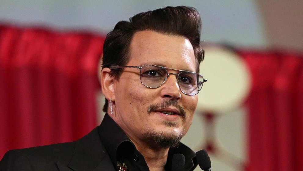 Platz 8: Johnny Depp