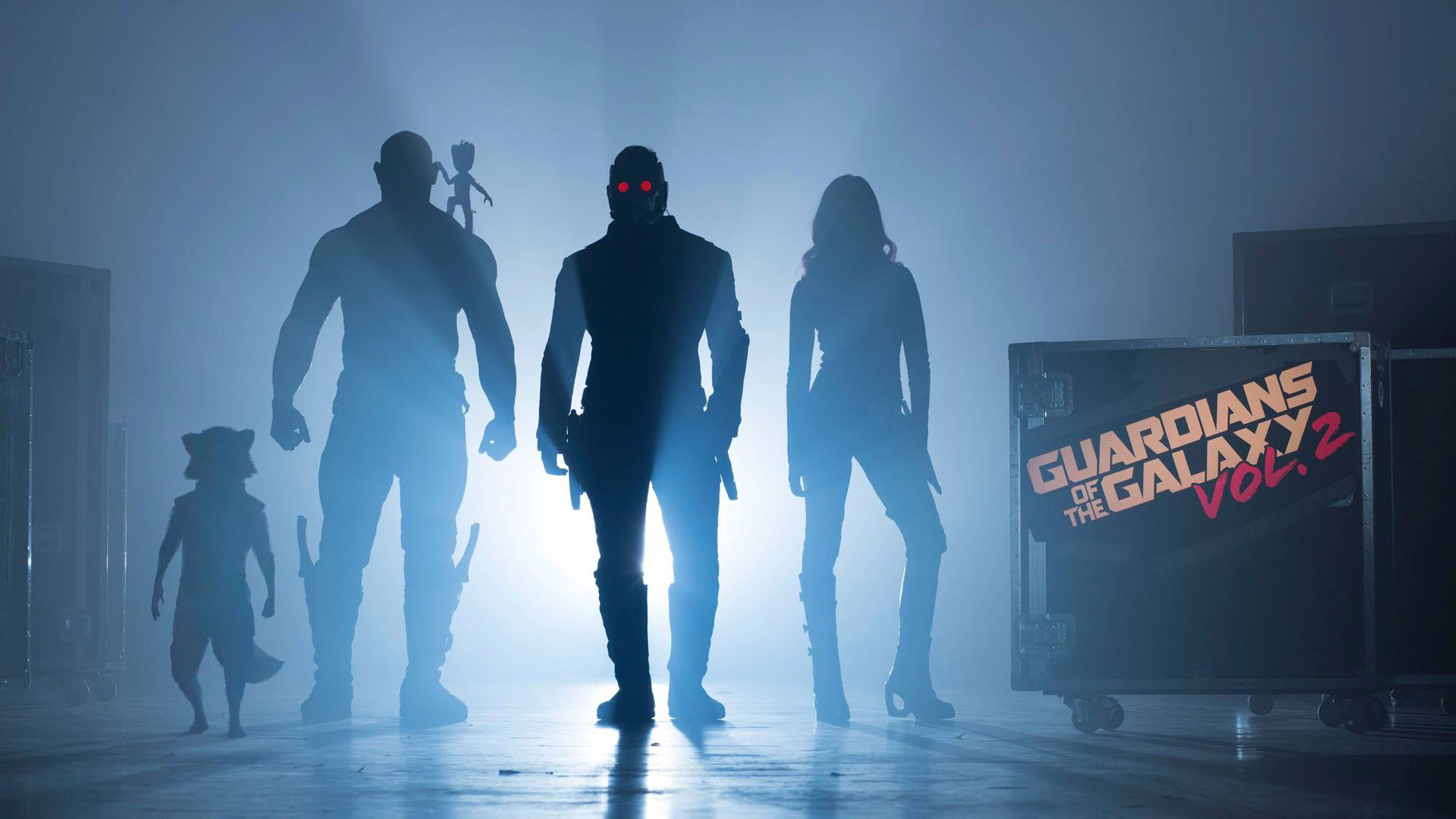 """Guardians Of The Galaxy Vol. 2"" kommt 2017 ins Kino"