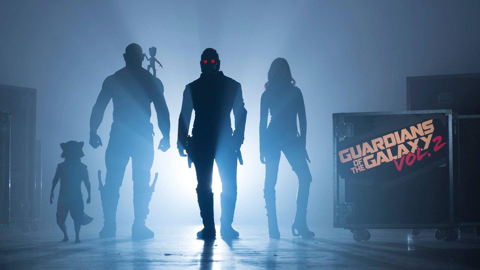 """Guardians Of The Galaxy Vol. 2"" kommt 2017 ins Kino"