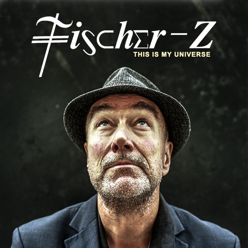 album cover fischer-z this is my universe