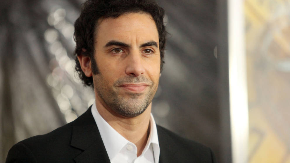 Sacha Baron Cohen wurde weltweit als Borat bekannt