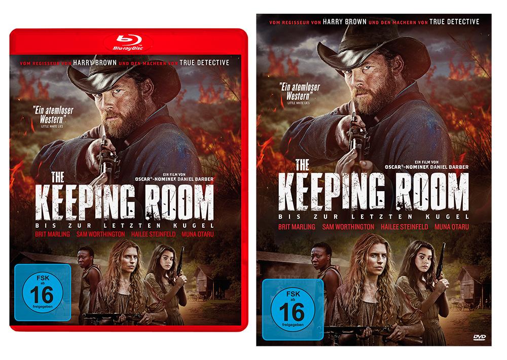 """The Keeping Room"" ist ab 17. März im Handel erhältlich"