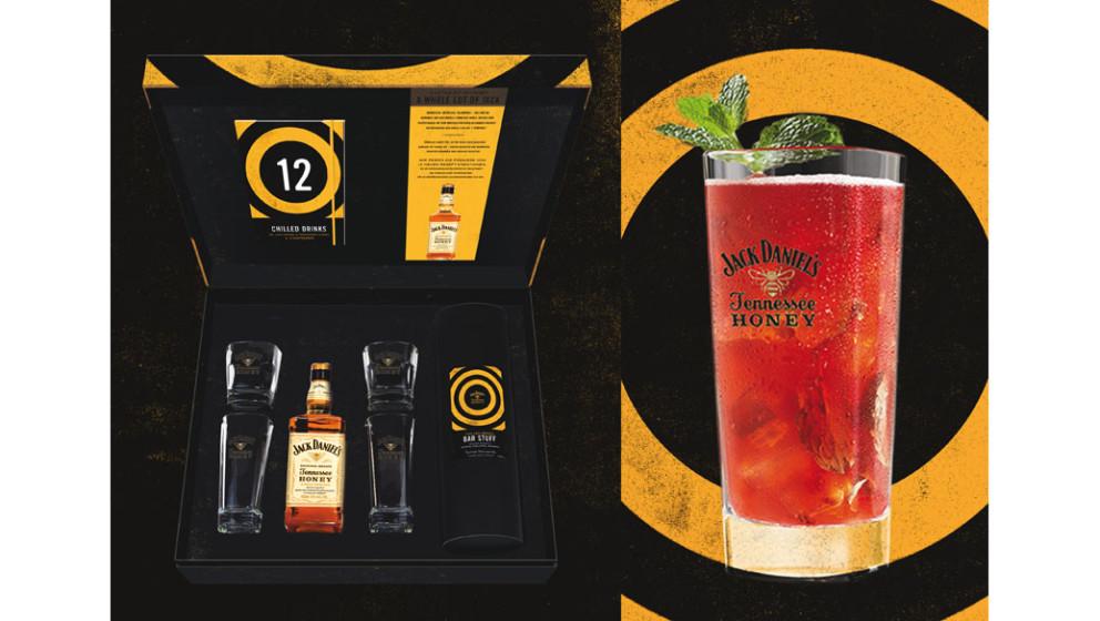 """Gewinnen: 3x """"Jack Daniel\'s Tennessee Honey""""-Cocktail-Boxen im Wert ..."""