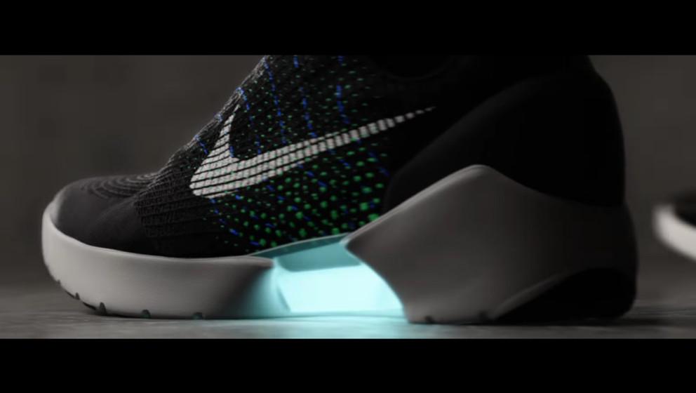 """Ab Dezember 2016 soll der """"Nike Hyper Adapt 1.0"""" erhältlich sein."""