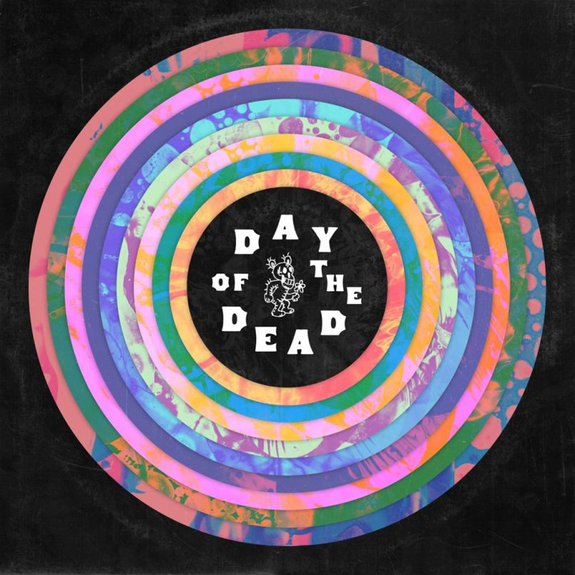 "Cover von ""Day Of The Dead"""
