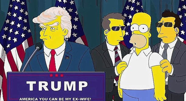 "Szene aus ""The Simpsons"""