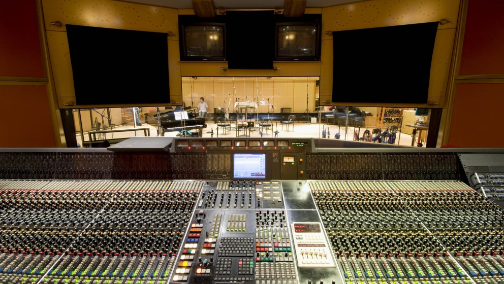 Angel Recording Studios in London