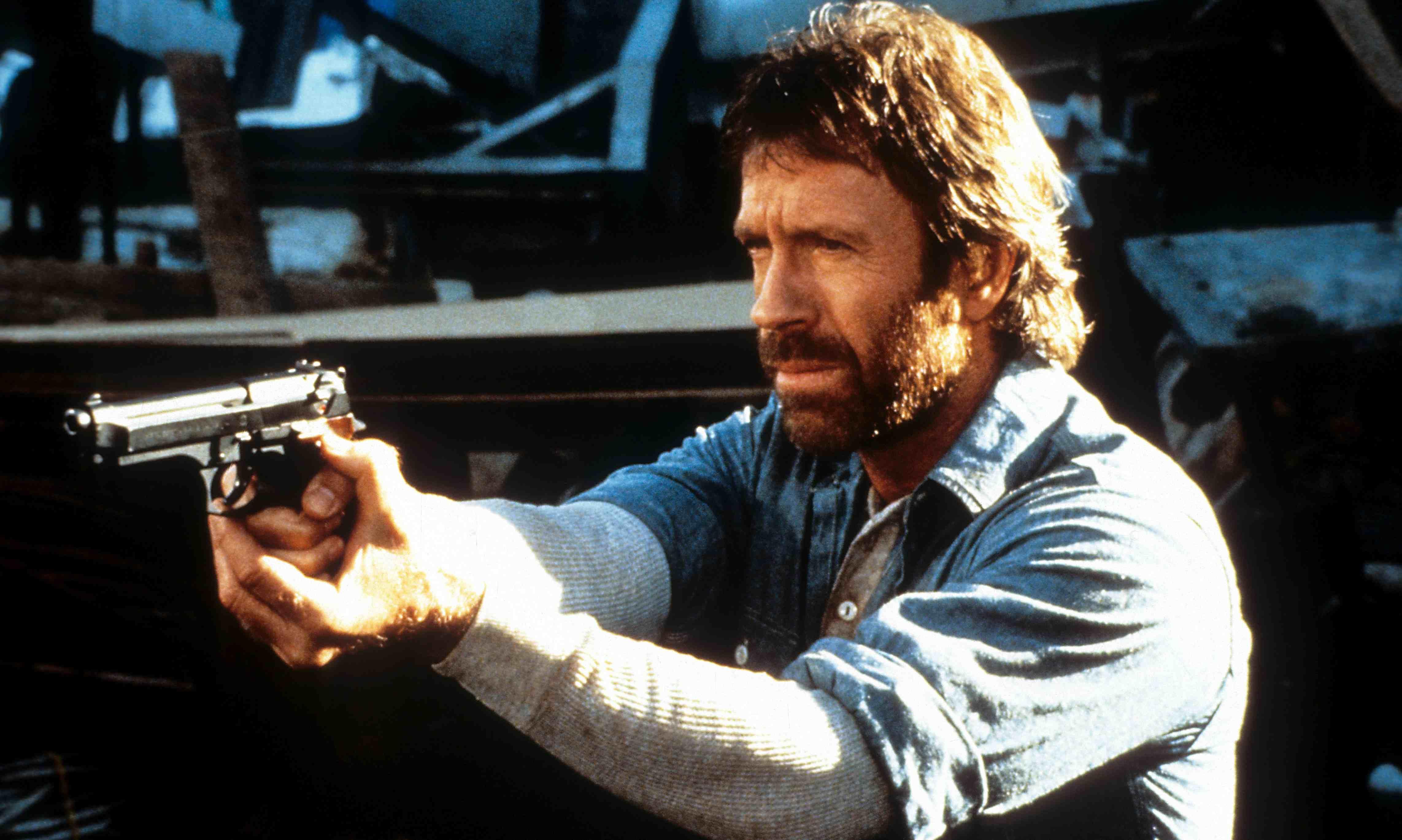 Lachgarantie Hier Sind Die 13 Besten Sprüche Von Chuck Norris