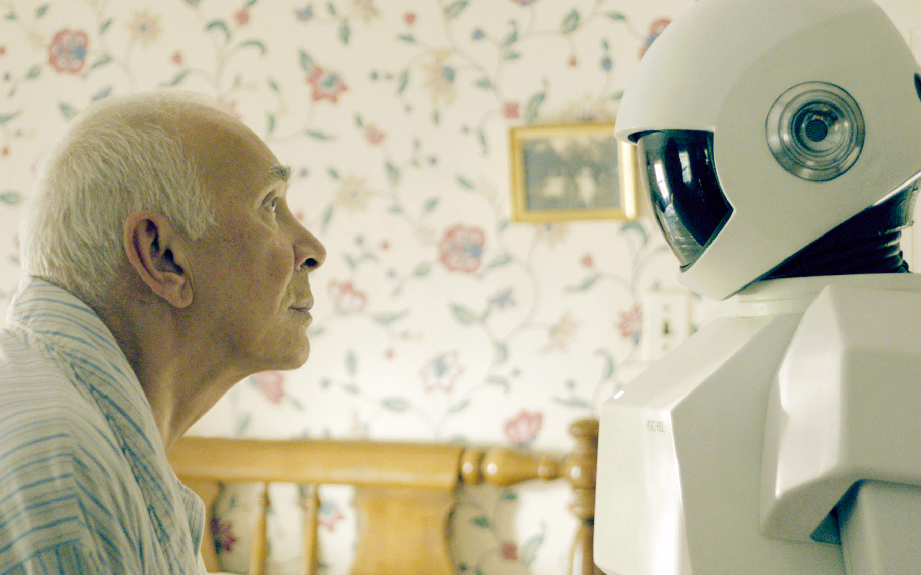 """Szene aus """"Robot & Frank"""""""