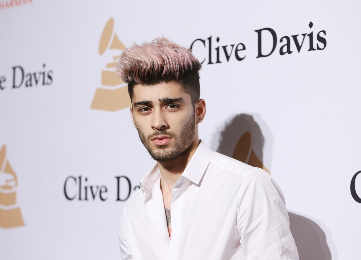 Zayn Malik war von 2010-2015 Mitglied der britischen Boyband One Direction.