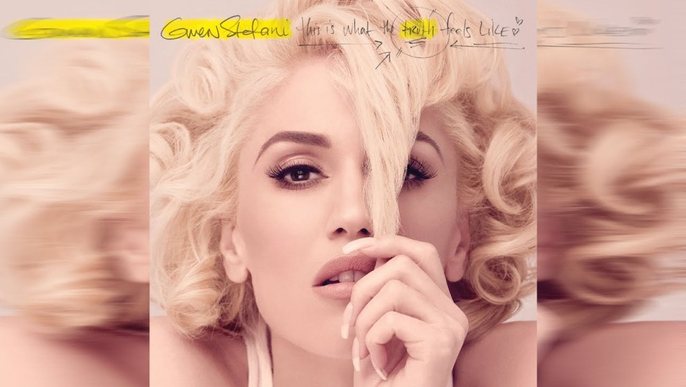 "Cover von Gwen Stefanis neuer LP ""This Is What The Truth Feels Like"""