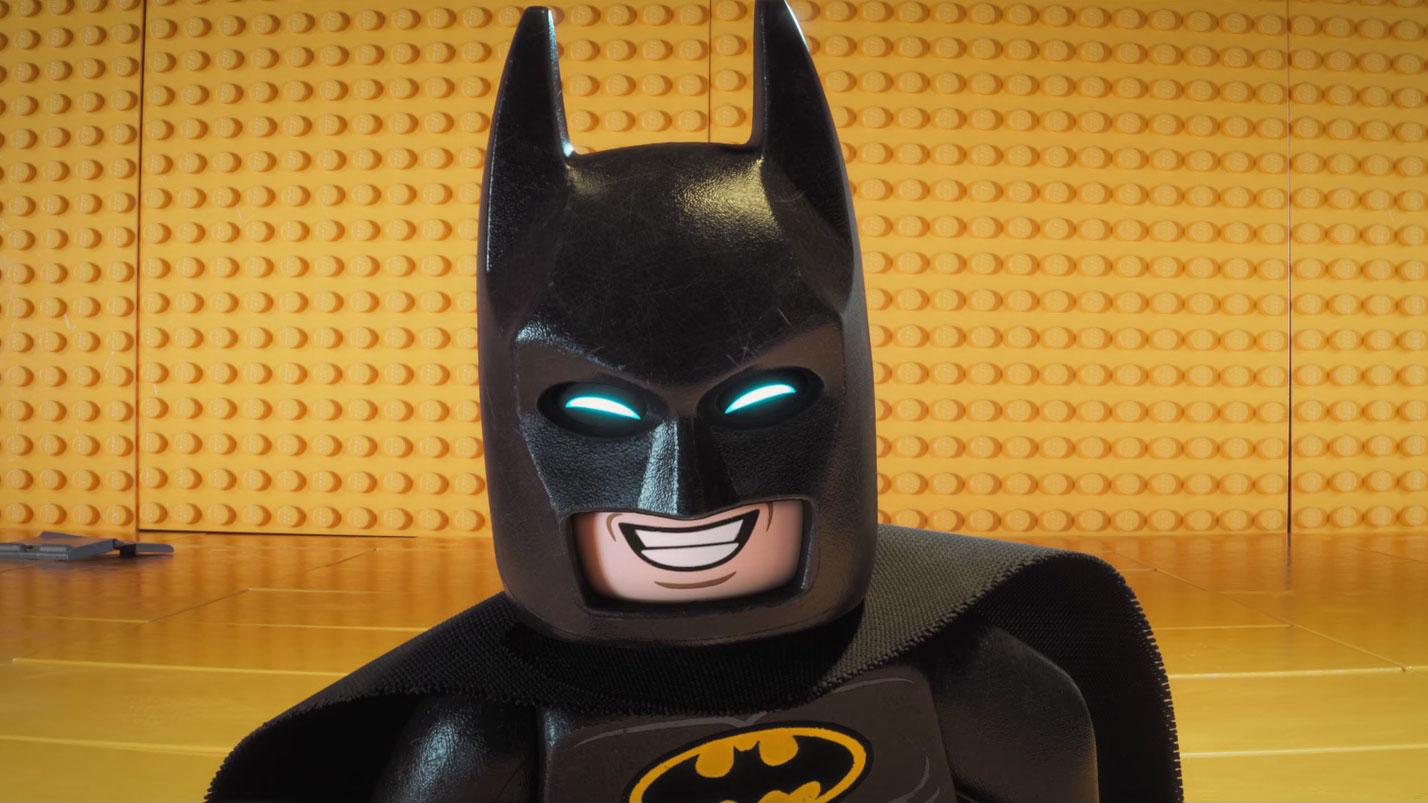 Lego-Batman bekommt seinen eigenen Film