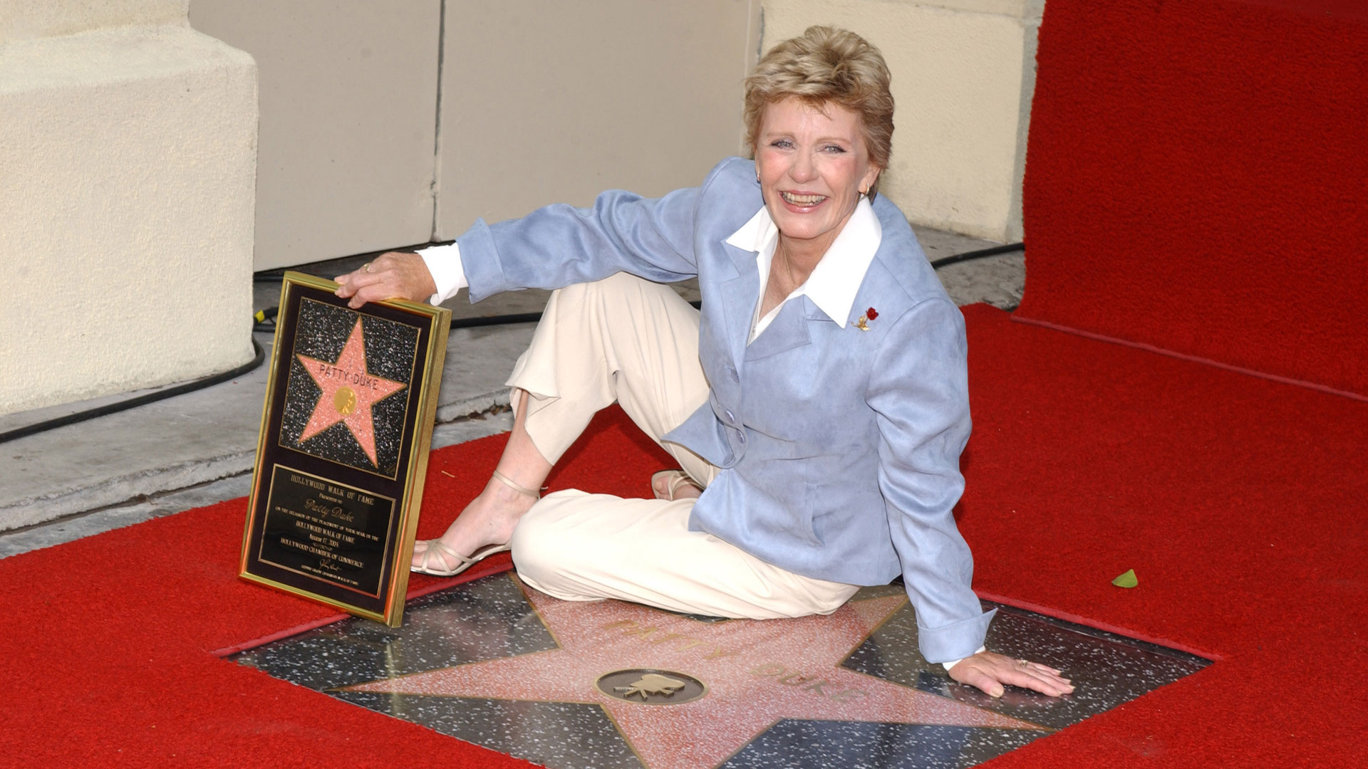Patty Duke (* 14. Dezember 1946 in Elmhurst, New York; † 29. März 2016 in Coeur d'Alene, Idaho)