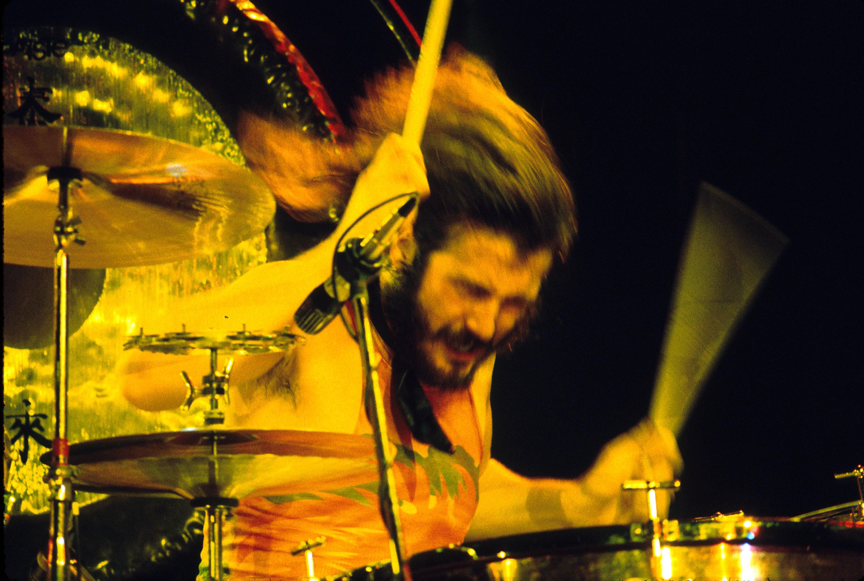 Ist John Bonham der beste Drummer aller Zeiten?