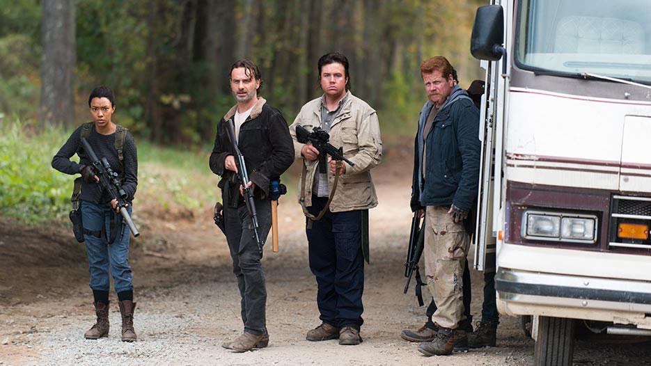 """""""The Walking Dead"""": Das Finale von Staffel 6 hat Fans wütend gemacht"""