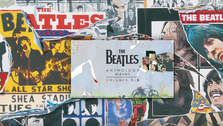 """Endlich auch im Stream: Die """"Anthology"""" der Beatles"""