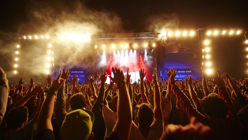 Rock am Ring und Rock im Park finden vom 03. bis 05. Juni 2016 statt.