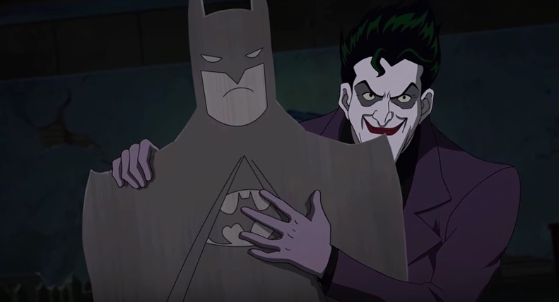 "Szene aus ""Batman: The Killing Joke"""