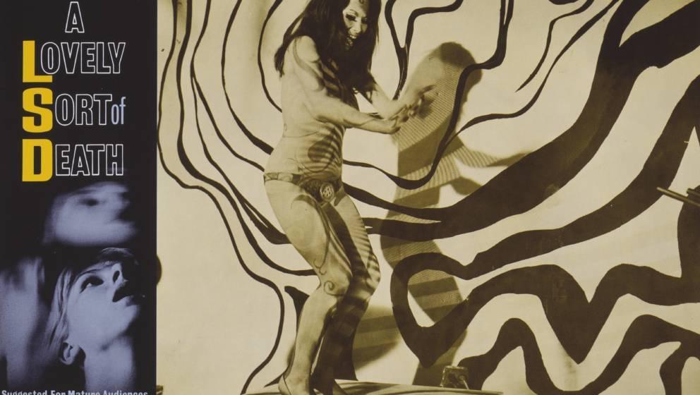 "Poster zu Roger Cormans ""The Trip"""