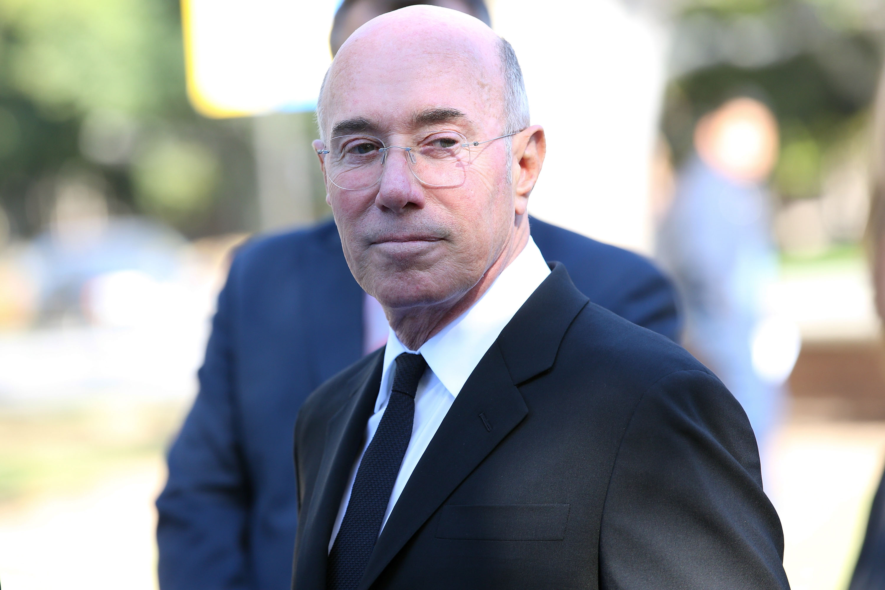 WESTWOOD, CA - MAY 30:  David Geffen, philanthropist and entertainment mogul, received the UCLA Medal, the highest honor best