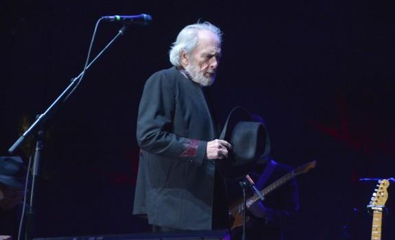 Haggard im April 2015 in Indio, Kalifornien, beim Stagecoach Country Music Festival