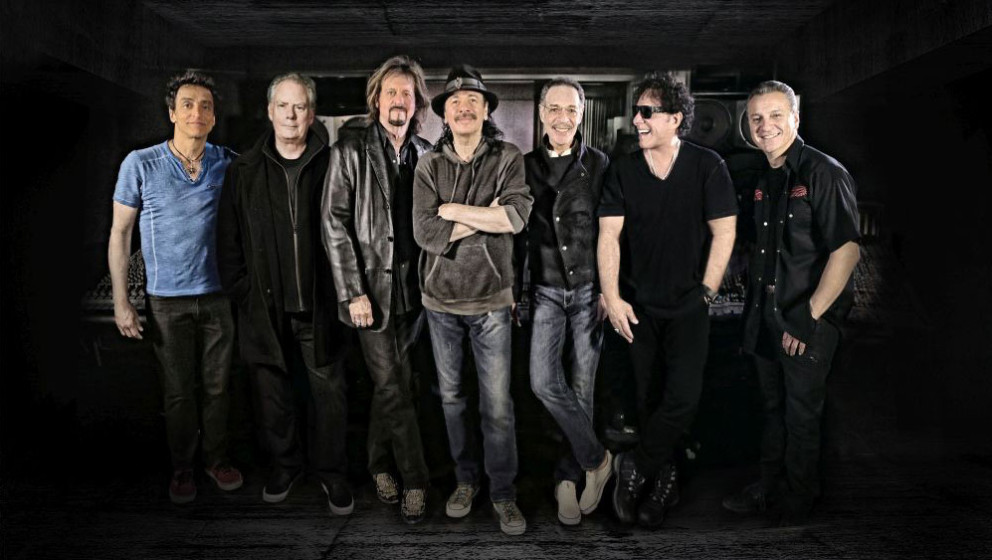 Santana sind im Original-Lineup der frühen 70er Jahre zurück