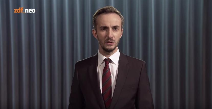 Jan Böhmermann ist inzwischen zum Politikum geworden