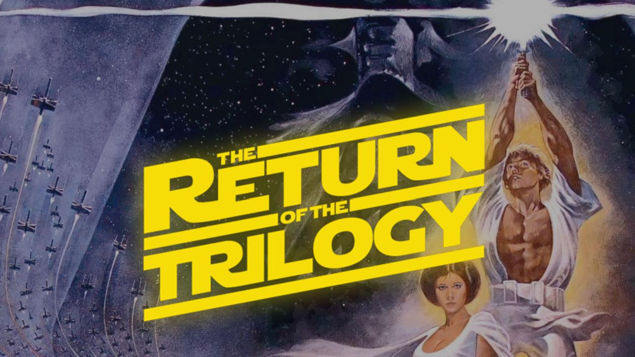 """""""Star Wars"""" kommt zurück auf die große Leinwand."""